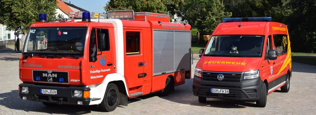 Freiwillige Feuerwehr Walschleben